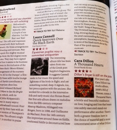 Songlines Review QSOTBE