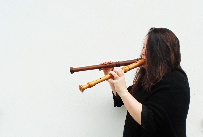 laura cannell double recorders 2019